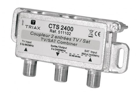 Triax CTS 2400 TV-Sat filter