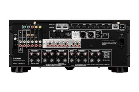 Yamaha RX-A6A surround receiver