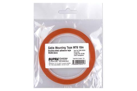 Supra monteringstape, 6 mm.