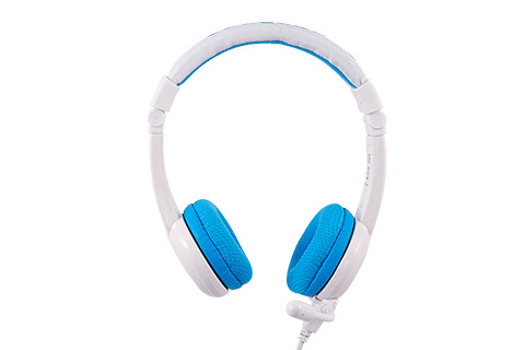 Buddy Phones School+ børnehovedtelefoner, blue