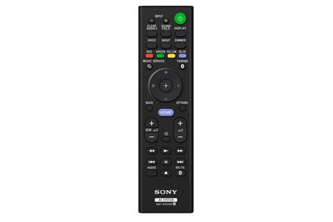 Sony RMT-AH310E remote control