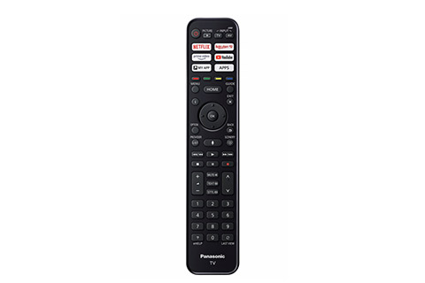 Panasonic JZ980 4K TV remote