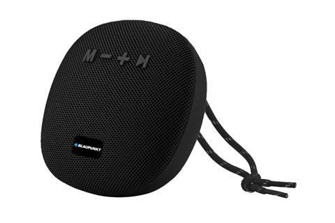 Blaupunkt BLP 3120 portable Bluetooth speaker - Black
