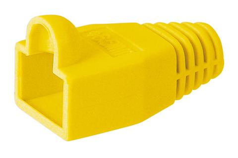 01-307 RJ45 Jacket, yellow