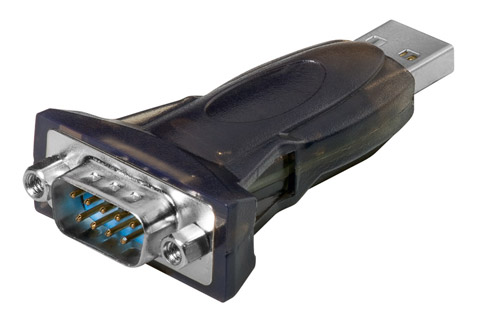 Goobay USB to Serial RS-232 adaptor