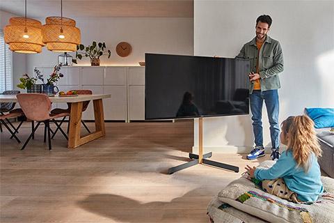 Vogels TVS 3695 TV floorstand
