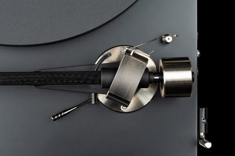 Pro-Ject Debut Pro turntable, black satin