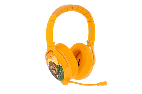 Buddy Phones Cosmos+ headphones, gul