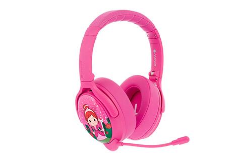 Buddy Phones Cosmos+ headphones, pink