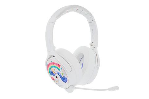 Buddy Phones Cosmos+ headphones, white