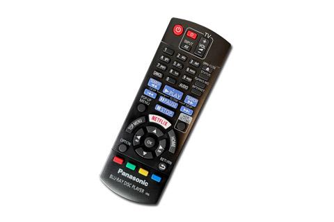 Panasonic N2QAYB001185 remote control