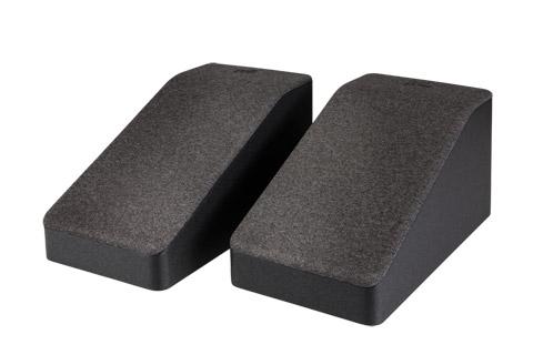 Polk Audio Reserve R900 height speaker - Black front cover