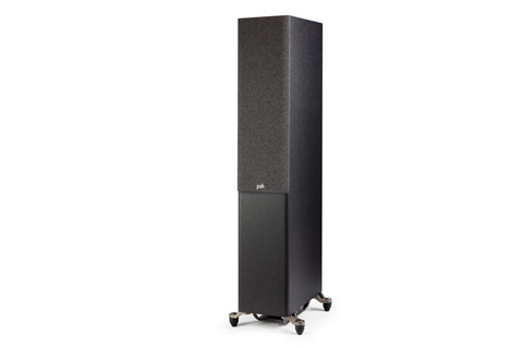 Polk Audio Reserve R600 floor speaker - Black front