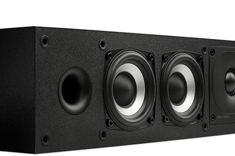 Polk Audio Monitor XT35 center speaker