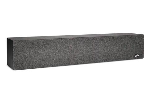 Polk Audio Reserve R350 center speaker - Black with front
