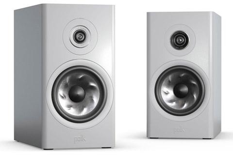 Polk Audio Reserve R200 bookshelf speaker - White