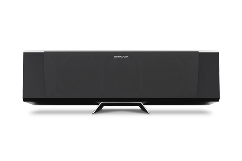 Dynaudio Excite X28C front grill, black
