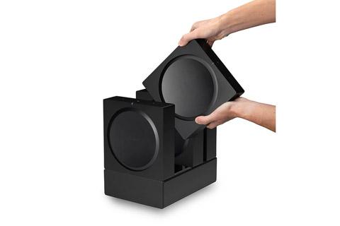 Flexson wall mount for 4x Sonos AMP, Lifestyle 3
