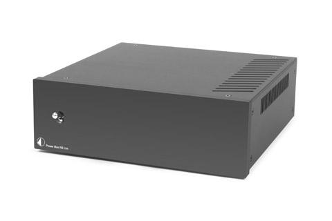 Pro-Ject Power box RS Uni 1-way TT, black