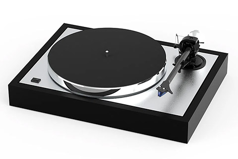 Pro-Ject The Classic Limited Edition, black
