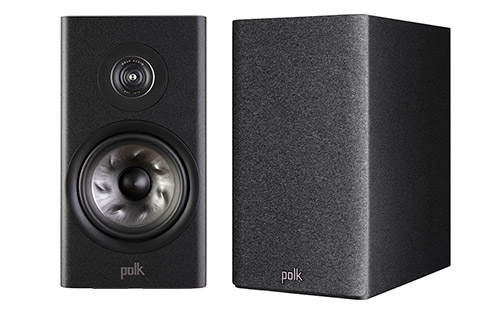 Polk Audio Reserve R200 bookshelf speaker - Black
