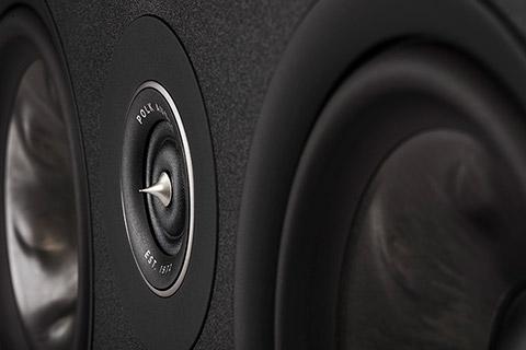 Polk Audio Reserve R300 center speaker - Black