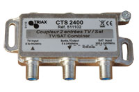 Triax CTS 2400 TV-Sat filter