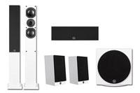 Alle System Audio Saxo højttalere