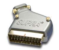 Supra Scart connector