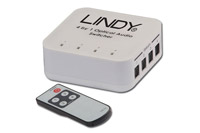Lindy 4-vejs optisk switch