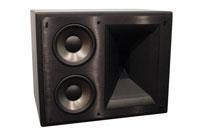 Klipsch KL-525 THX Ultra 2 LCR bookshelf/stand speaker, black