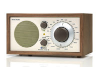 Tivoli Audio Model One BT, valnød/beige