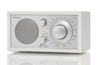 Tivoli Audio Model One BT with bluetooth, white/silver