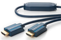 Clicktronic Casual Active HDMI
