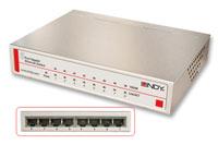 Kvalitets 8-ports netværks switch, som er fyldt med fremragende funktioner der sikre at dit netværks setup kører med fuld hastighed - hele tiden.