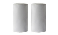 Cornered Audio C3 corner speaker, 80 Watt, white,  1 pair