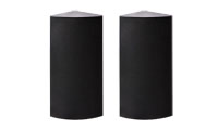 Cornered Audio C3 corner speaker, 80 Watt, black,  1 pair
