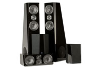 SVS Ultra Tower Surround 5.0
