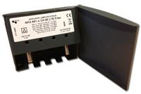 Kvalitets antenneforstærker fra Triax til mast/væg montering med indbygget 17 dB forstærkning og LTE filter.
