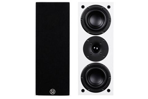 System Audio Mantra 10, Hvid