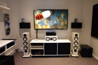, AV-Connection Sønderborg Showroom 2 - High-end stereo