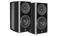 System Audio Pandion 2, Black high gloss