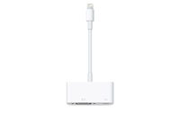 Apple Lightning til VGA adapter