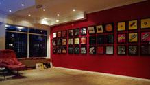 Art Vinyl Play & Display, room