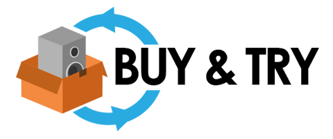 Buy & Try - Fri fragt og fri returnering hos AV-Connection