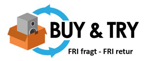Buy & Try - Gratis fragt og retur på SONOS