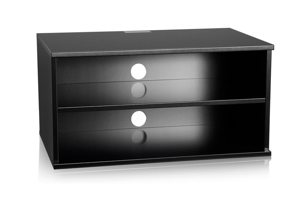 Unnu 211L AV design møbel - Black