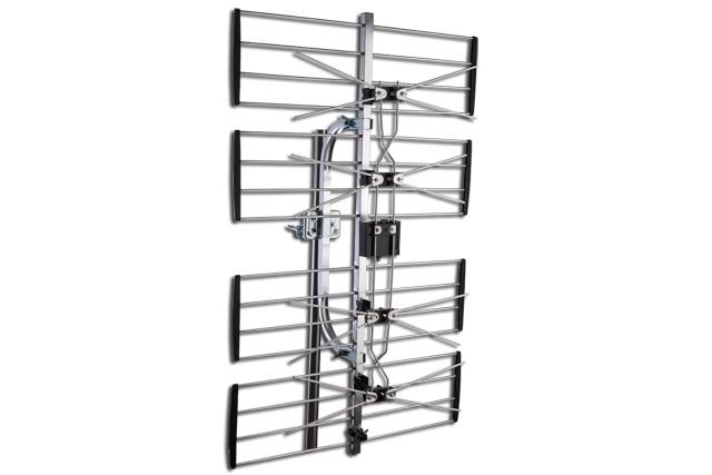 Maximum UHF4 GRID udendørs LTE/4G godkendt gitterantenne - Perfekt til sommerhus, skov- og bakkeområder