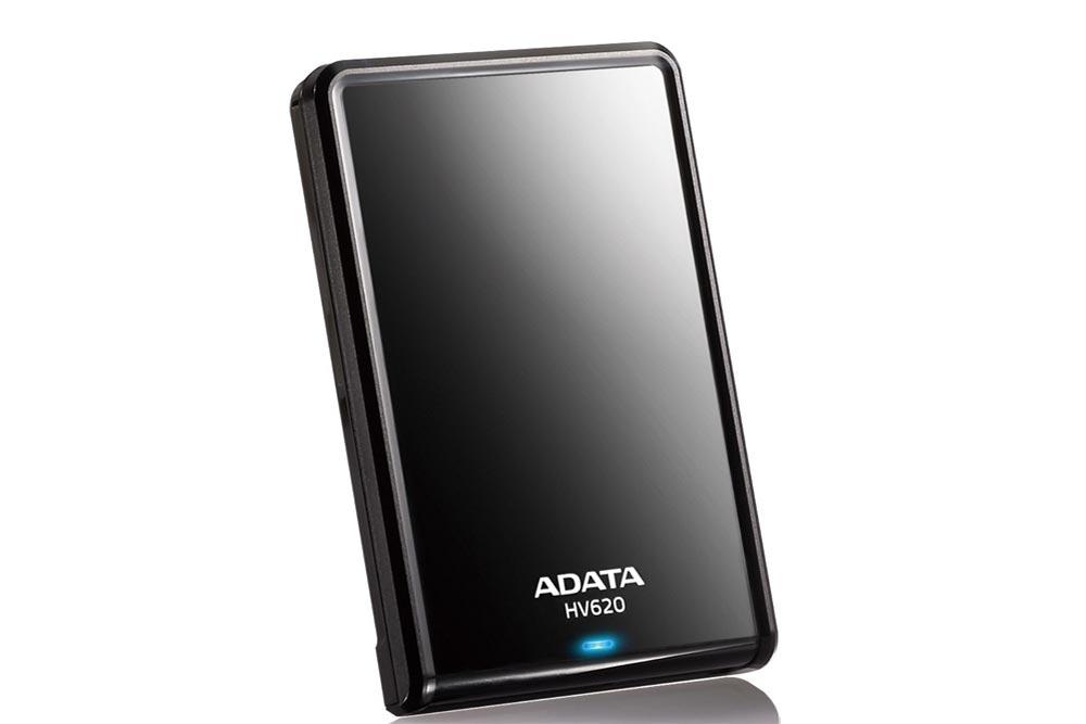 Ekstern kvalitets harddisk til USB 3.0 på 500 GB fra AData, perfekt til optagelser fra enten TV eller digital modtager.