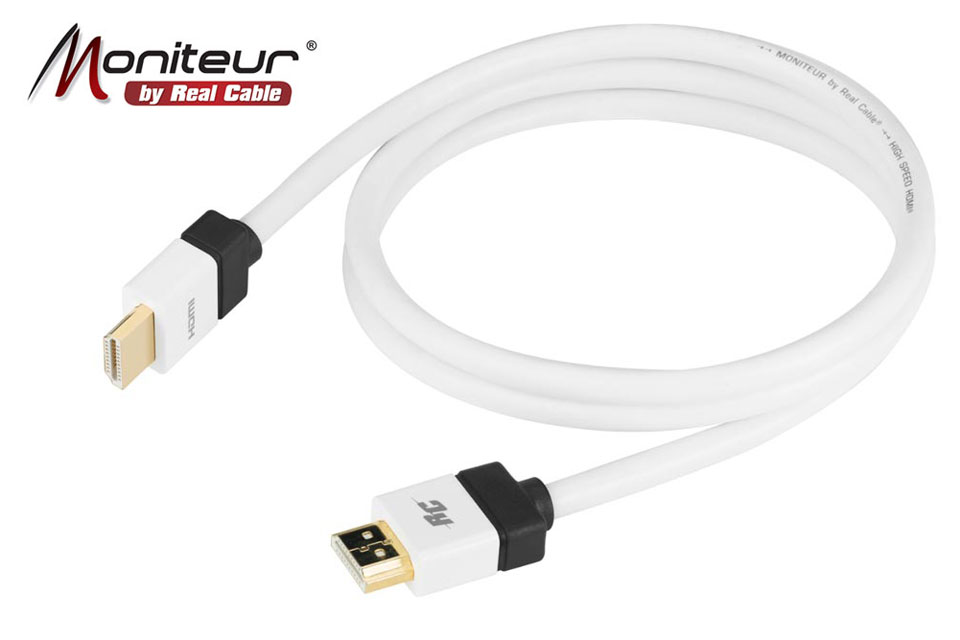 Real Cable Moniteur HDMI-1